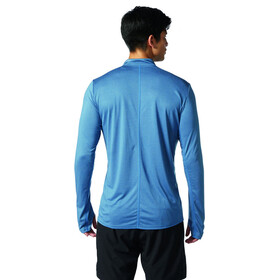 adidas Response - Camiseta manga larga running Hombre - azul